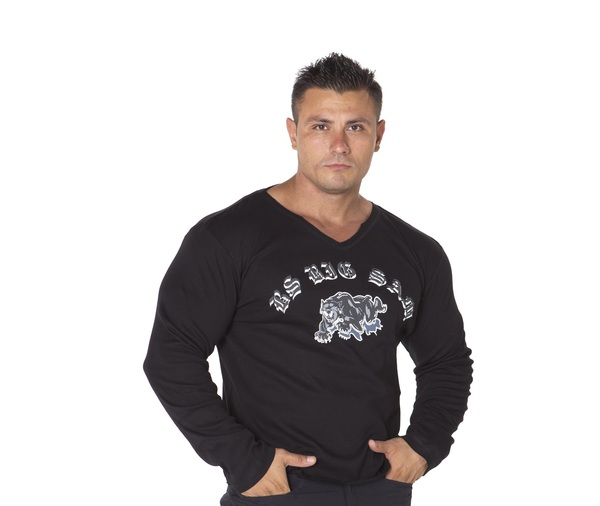 *4514* Big Sam The Sportswear Company Sweater