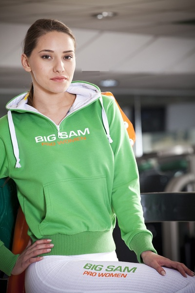 *4608* Big Sam The Sportswear Company Sweater