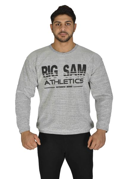 *4695* Big Sam The Sportswear Company Sweater