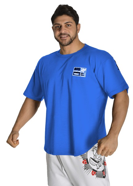 Gym Wear Workout T-shirt Rag-Top Big Sam *3215*