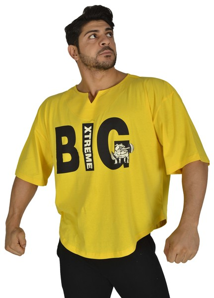 Rag-Top  Bodybuilding Workout T-shirt Big Sam *3217*
