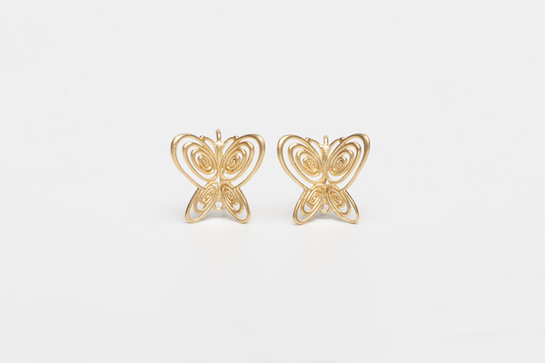 Füsun's Earrings (Gold Plated)