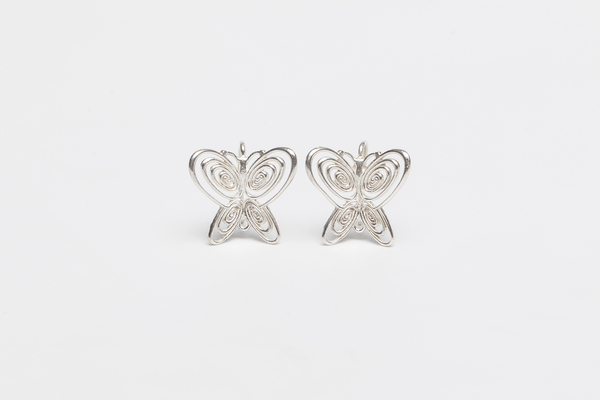 Füsun's Earrings (Silver)