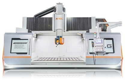 Apec 5-Axis Gantry Machining, G series