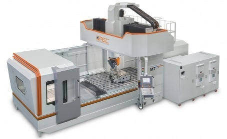 Apec 5-Axis High Speed, Double Column, MT24 series