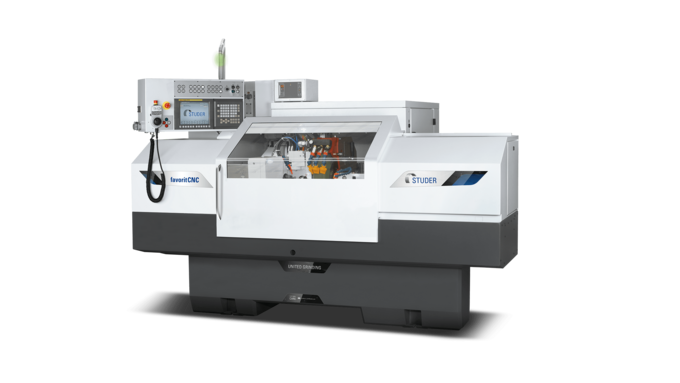 Studer FavoritCNC Universal External Cylindrical Grinding Machine