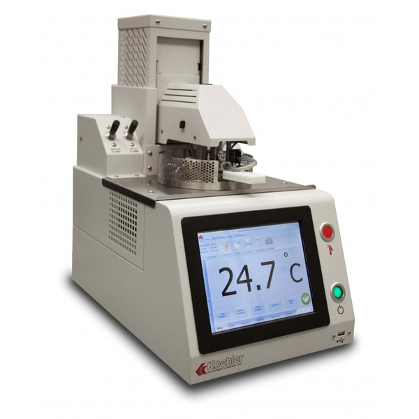 Koehler Automatic Pensky-Martens Closed Cup Flash Point Tester