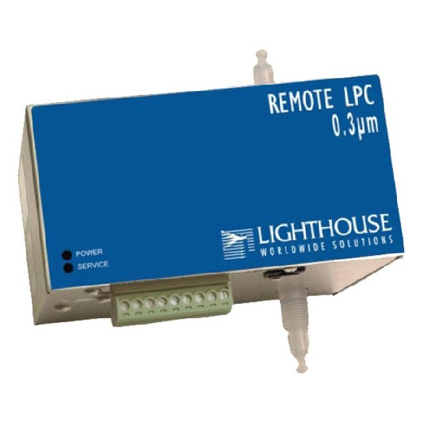 Lighthouse Remote LPC 0.3 micron (4-20mA Output)