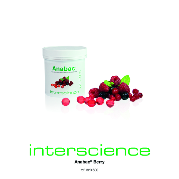 Interscience Anabac Berry Autoclave Deodorant