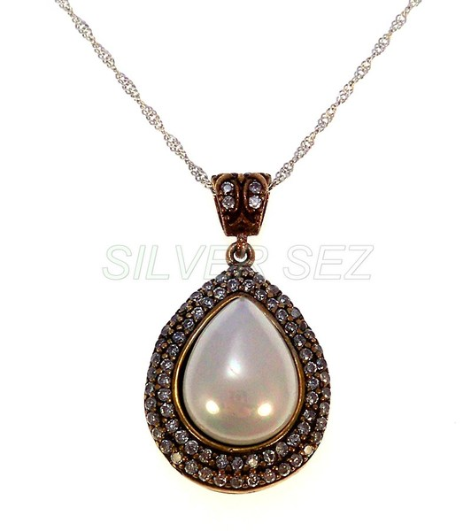 925 sterling silver hurrem sultan drop pearl color turkish jewellery ottoman earring