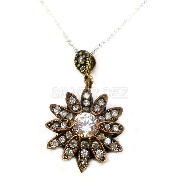 925 sterling silver necklace pendant hurrem sultan load star zircon 925 sterling silver necklace pendant hurrem sultan load star zircon turkish ottoman silver sez aloadofball Choice Image