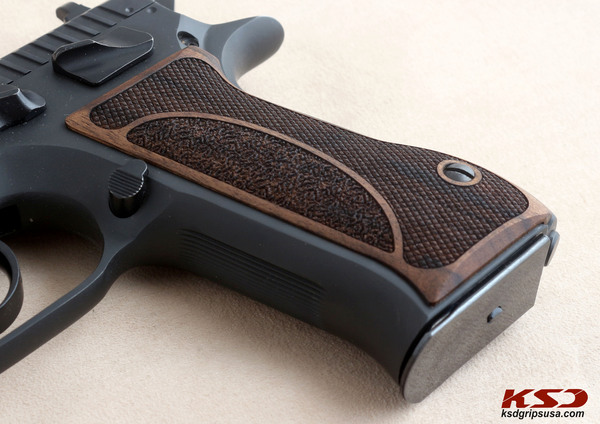 Jericho 941 F,FS Baby Eagle Grip ( 9mm and .41 )