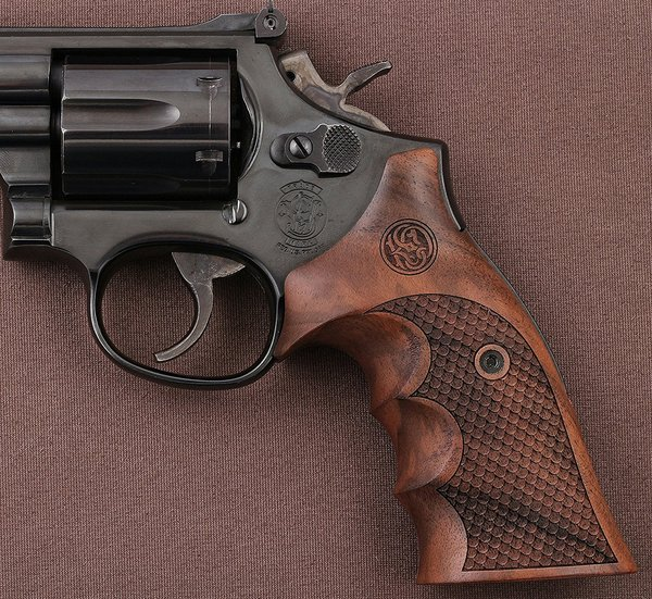Smith Wesson K & L Frame Roundbutt