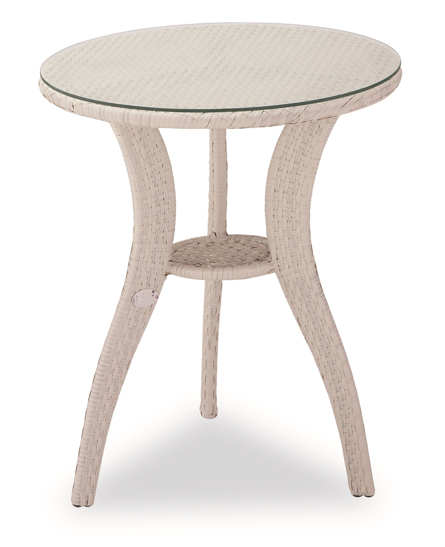 STT AR037 70 Rattan Coffee Table Round D70 Hotel Restaurant Cafe