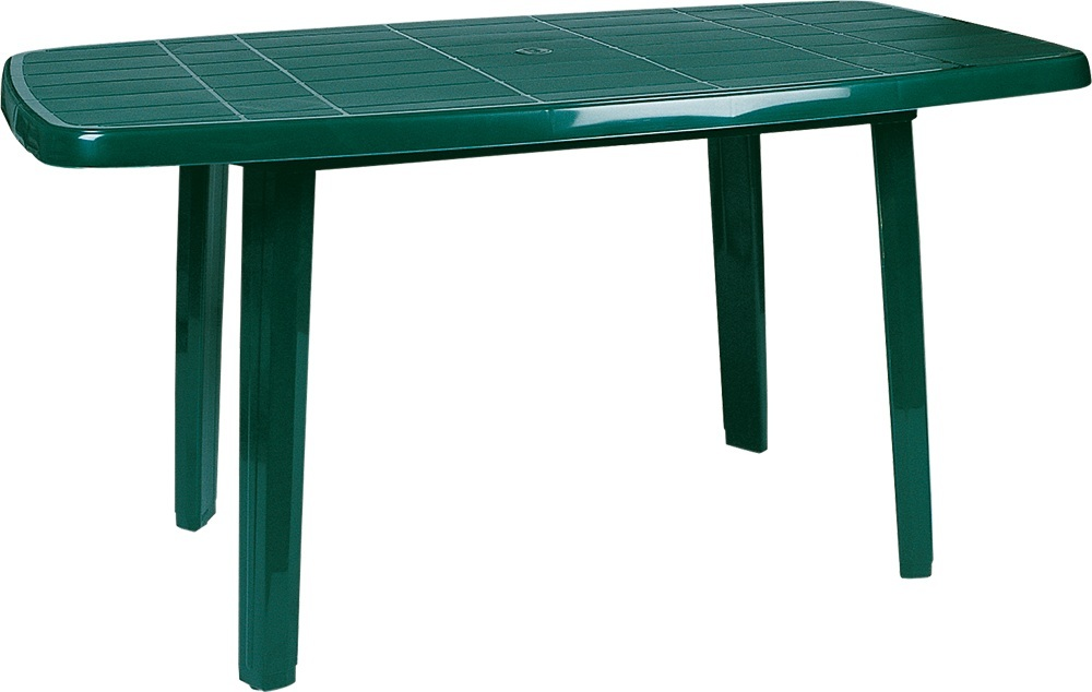 Sst 187 Rectangular Table Plastic 140x80 Hotel