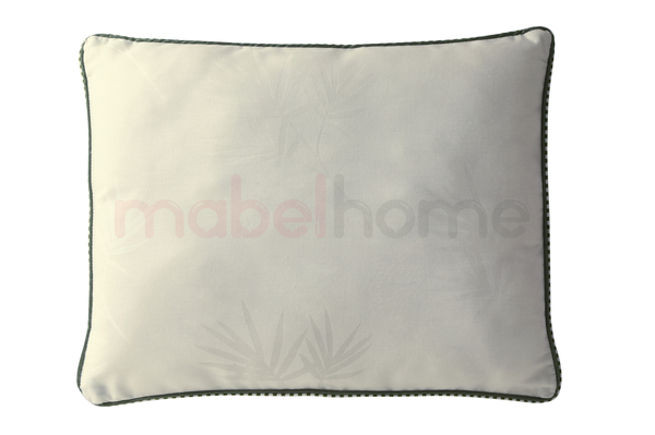 "Mabel Home Kids Toddler Bamboo Pillow Cream, 14"" x 18"", AntiMicrobial"