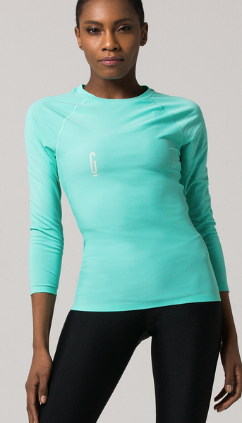 SWEATY Mint-Long Sleeve Jersey