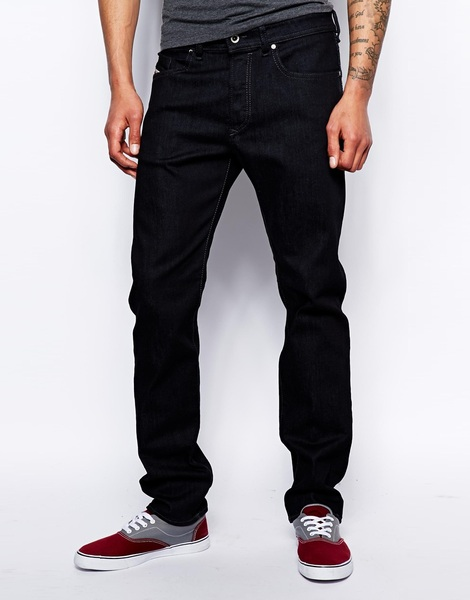 Diesel Buster Jeans 607A Regular Tapered