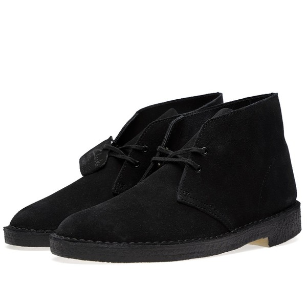 Clarks Desert Boot Originals Black