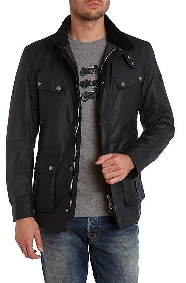 Barbour Wax Duke Jacket