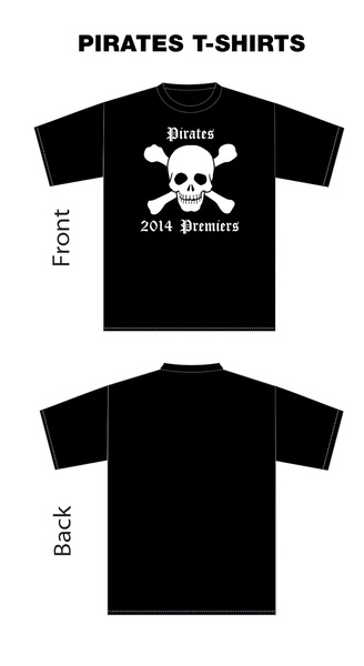 Pirates 2017 Polo Shirt
