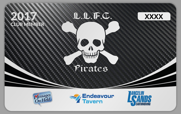 Pirates Adult Playing Membership