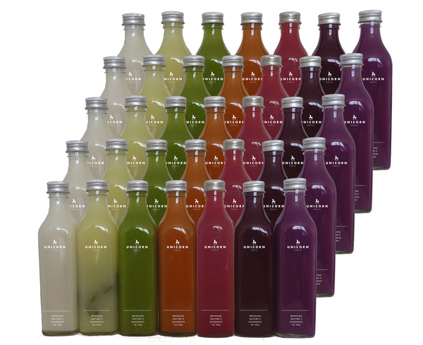 5 Day Rainbow Cleanse - 35 bottles