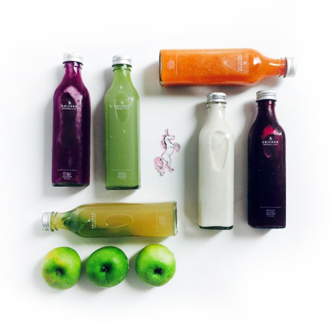 1 Day Rainbow Cleanse - 6 bottles