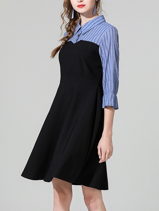 Mercy Mock 2 Piece Shirt Dress