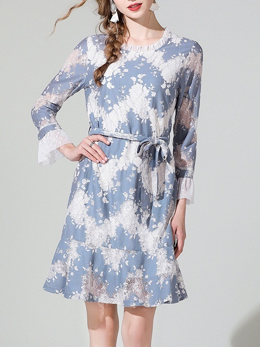 Mercier Lace Dress