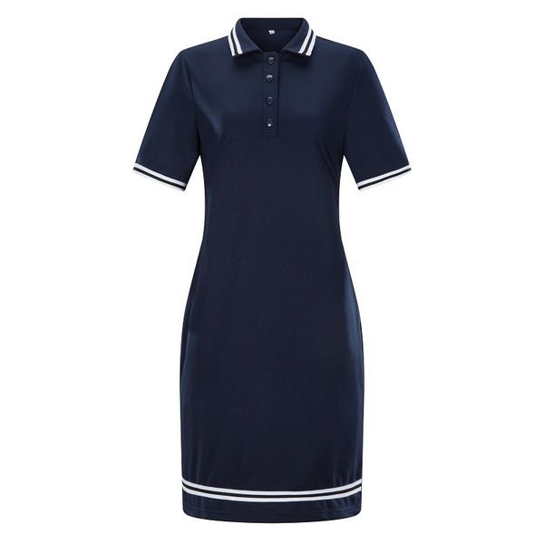 Mikenzi Polo Tee Dress