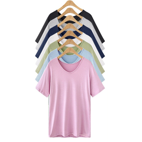 Mikaylee V-Neck Tee Shirt
