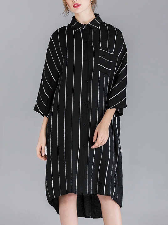 Mindi Shirt Dress