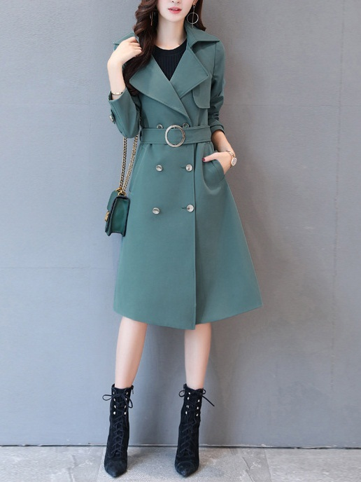 Narelle Trench Coat