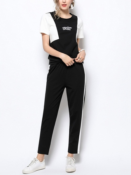 Odell Top and Trackpants Set