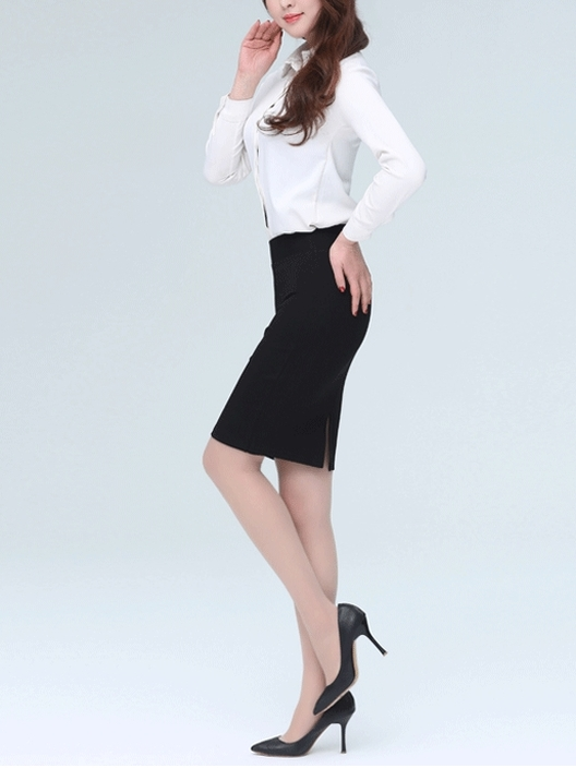 2 Lengths- Formal Skirt