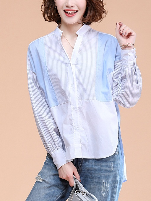 Luisana Longer Back Shirt