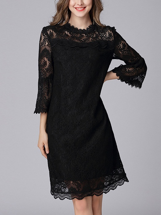 Maelynn Lace Dress