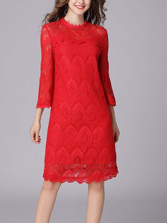 Maelynn Lace Dress (2 COLOURS)