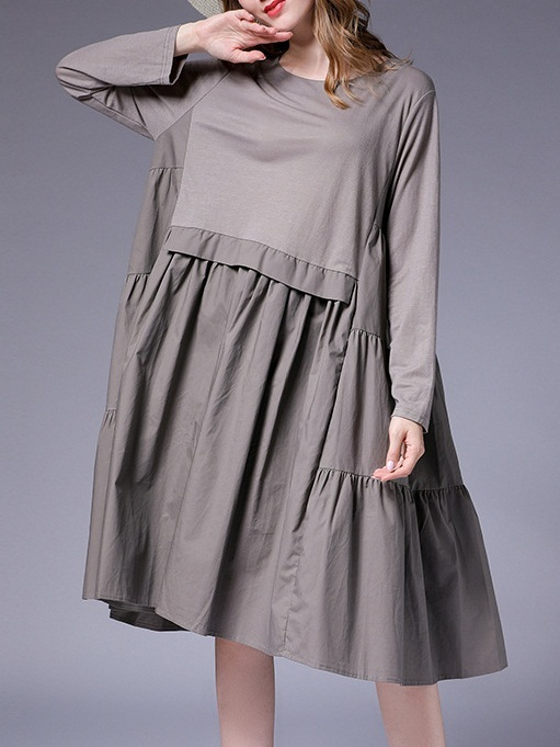 Maite Loose Layer Dress