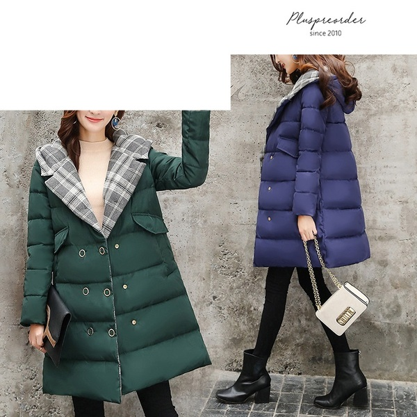 Mallori Padded Trench Winter Jacket Coat