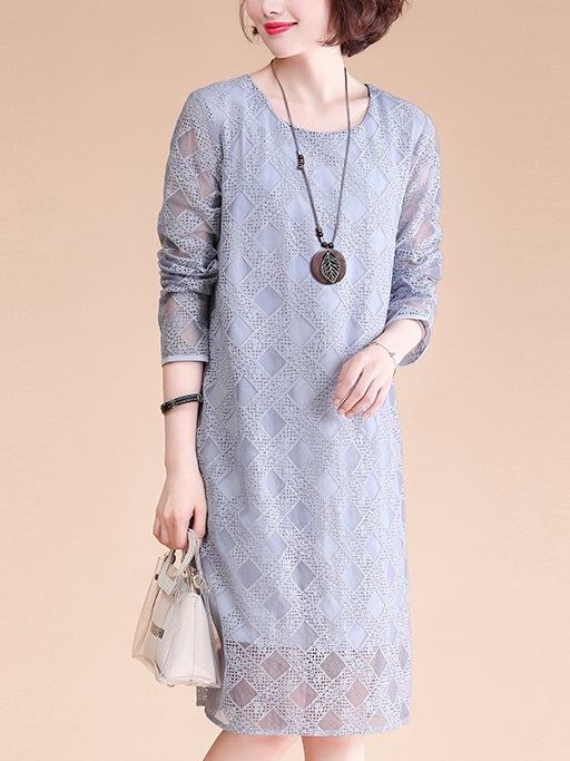 Marianthi Lace Dress