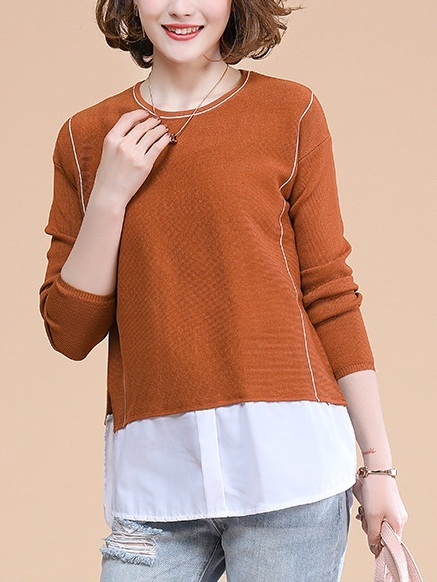 Mariasha Knit Layer Top