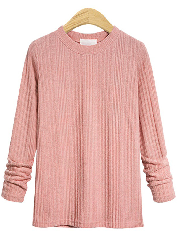 Marie-Claire Rib Knit Top