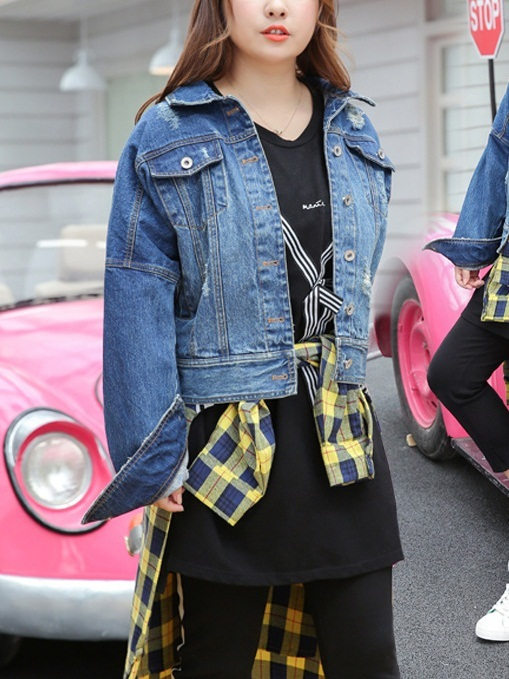 Maylie Denim Jacket
