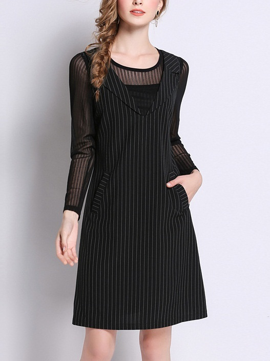 Mersey Stripe Dress