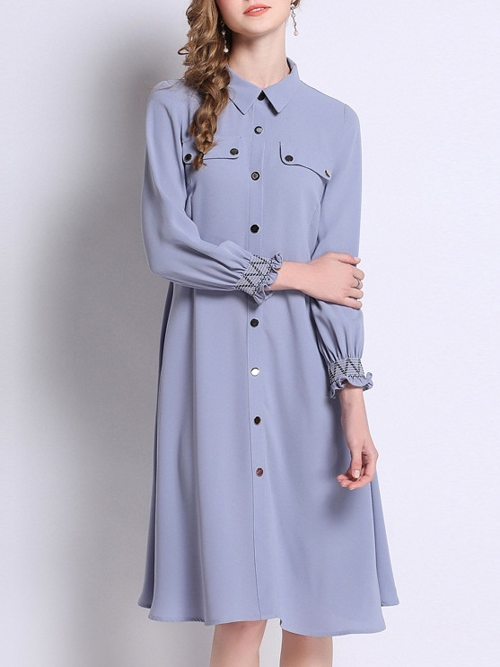 Mersia Shirt Dress