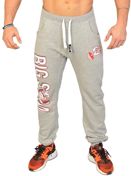Relaxed Cut Fit Training Pants Product BigSam 1120