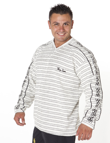 *4509* Big Sam The Sportswear Company Sweater
