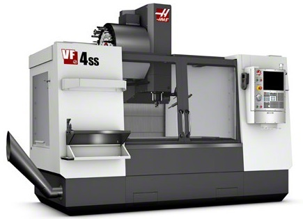 Haas VF-4SS Super Speed